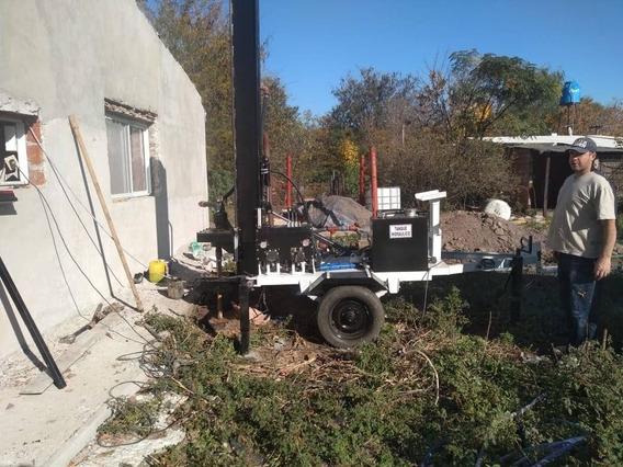 Maquina Perforadora De Agua, Geotecnia ,anclajes Y Pilotaje