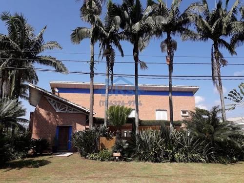 Imagem 1 de 17 de Sobrado Com 4 Dormitórios Para Alugar, 550 M² Por R$ 18.000,00/mês - Residencial Doze (alphaville) - Santana De Parnaíba/sp - So2004
