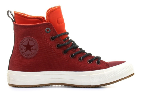 Converse Botas Ctas Ii Boot Impermeables Ladrillo 153567c