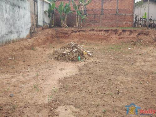 Imagem 1 de 5 de Terreno À Venda - Imobiliária Kelly Imóveis - Jardim Vale Do Sol - 2063
