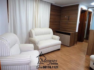 A1073 - Apartamento Próximo Academia Aquafit