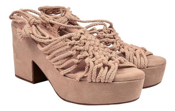 Sandália Sapato Feminino Chiquiteira Chiqui/3396
