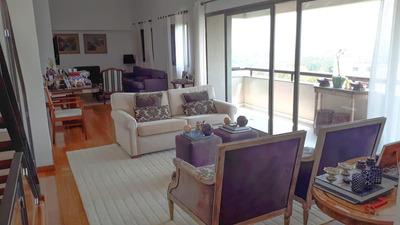 Apartamento Triplex Em Jardim Guedala, São Paulo/sp De 374m² 3 Quartos À Venda Por R$ 4.617.000,00 - At197684