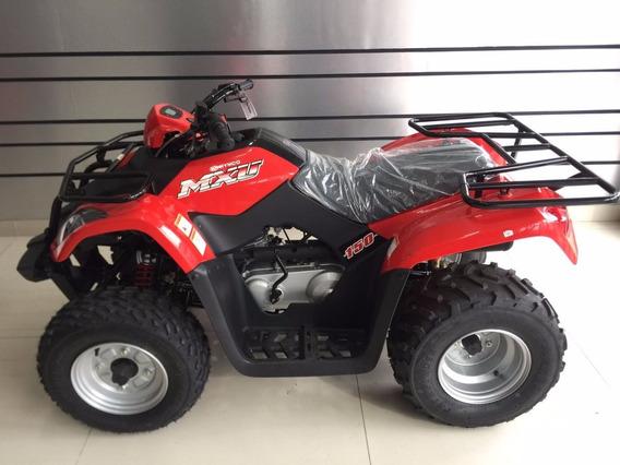 Kymco Mxu 150 0km Okm Cuatriciclo Parrillero 999 Motos