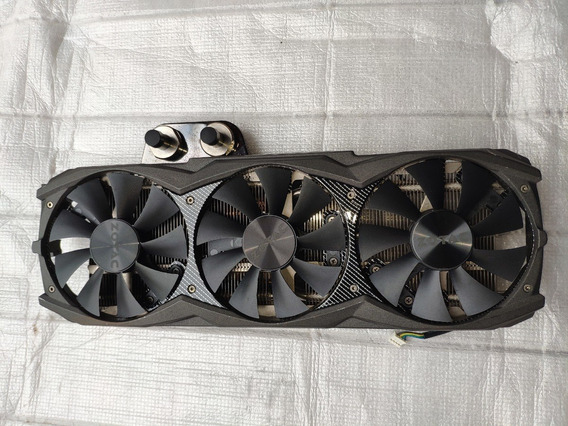 Cooler Da Placa De Vídeo Nvidia Zotac Geforce Gtx 980