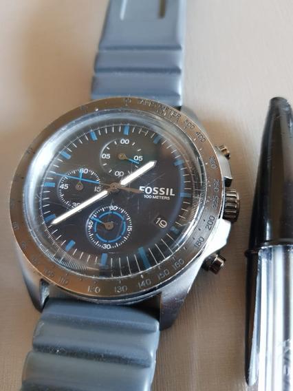 Relógio Fossil Masculino Ch3063 Original Usado