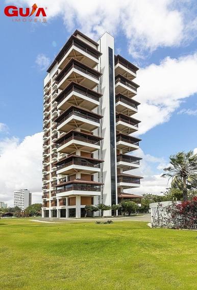 Apartamento De Alto Luxo Próximo Ao Centro De Eventos E Iguatemi - 1638