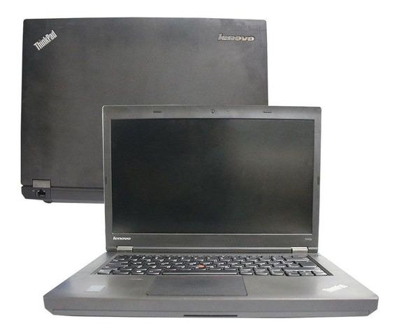 Notebook Lenovo Thinkpad T440p I5 4gb 120ssd