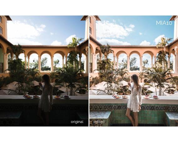 Presets Debiflue City/mauritius/bali/los Angeles E Mais