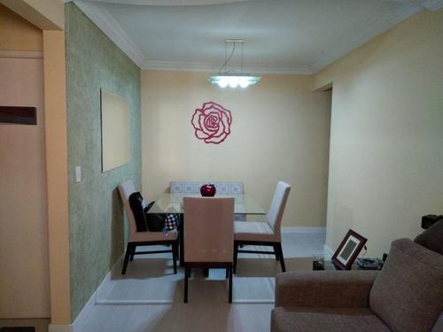 Apartamento À Venda, 50 M² Por R$ 265.000,00 - Vila Mangalot - São Paulo/sp - Ap3184