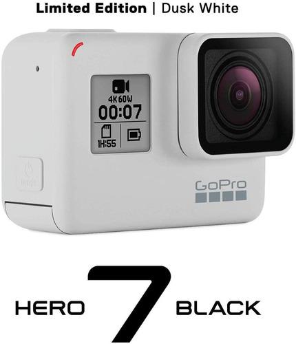 Câmera Ação Gopro Hero 7 Black Dusk White Edição Limitada