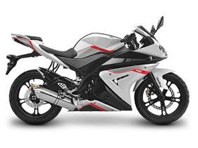 Zanella Rz 25 R Deportiva R15 Yamaha Sport Moto Like