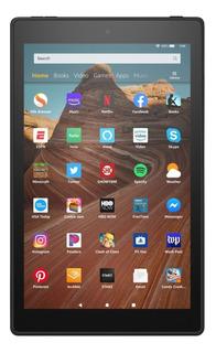 Tablet Amazon Fire Hd 8 Negro