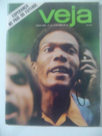 Revista Veja 301 Miró Vera Fischer Scania S Brasil Copa 1974