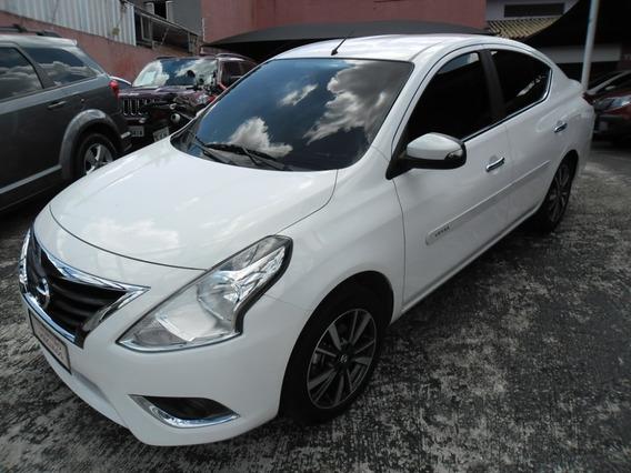 Nissan Versa 2018 1.6 16v Sl Aut. 4p