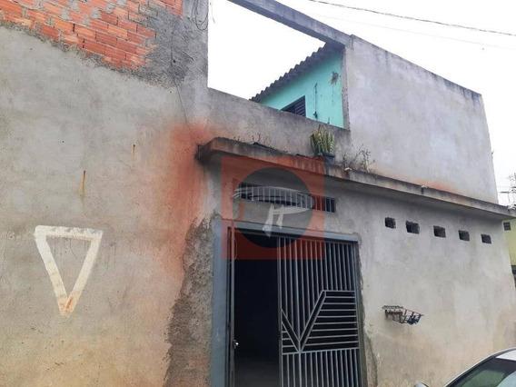 Casa 244m² 2 Dorms. Sendo Uma Suíte jardim Ferrazense Ferraz De Vasconcelos. - Ca0522