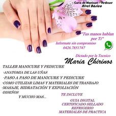 Taller De Manicure Y Pedicure Nivel Basico Para Principiante