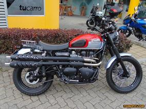 Triumph Scrambler 900 Scrambler 900