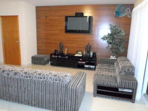 Imagem 1 de 30 de Apartamento À Venda - Praia Da Enseada - Guarujá. - Ap1494