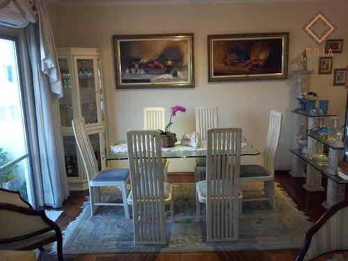 Apartamento Com 2 Dormitórios À Venda, 90 M² Por R$ 744.000,00 - Granja Julieta - São Paulo/sp - Ap45168