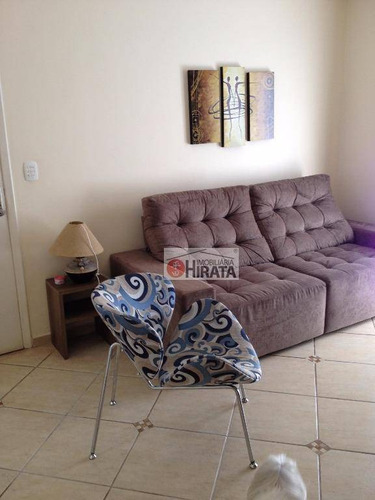 Apartamento Com 2 Dormitórios À Venda, 65 M² Por R$ 270.000,00 - Jardim Boa Esperança - Campinas/sp - Ap2054