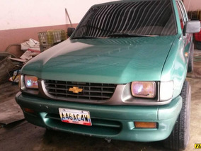 Chevrolet Luv Doble Cab. 4p P-up A/a - Sincronico
