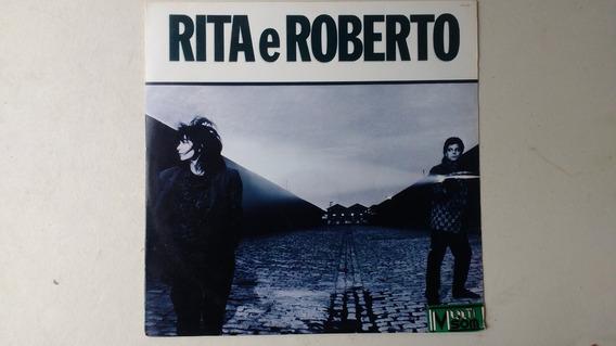 Lp Rita Lee & Roberto - Vírus Do Amor Usado Com Garantia