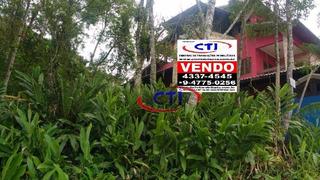 Terreno À Venda, 694 M² Por R$ 260.000,00 - Balneário Palmira - Ribeirão Pires/sp - Te0062