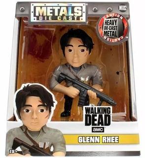 Metal Die Cast Walking Dead Glenn Rhee M182 Jada Original!!