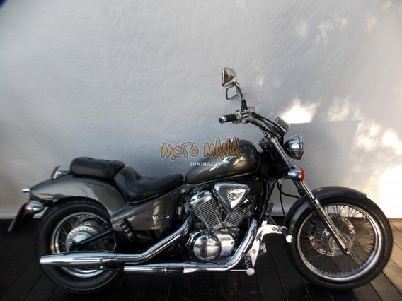 Shadow 600 2002 Cinza
