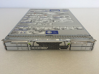 Blade X6200 Server Module Sun Oracle (s/ram, S/pro, S/hdd)