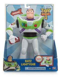 Buzz Lightyear Golpe De Karate