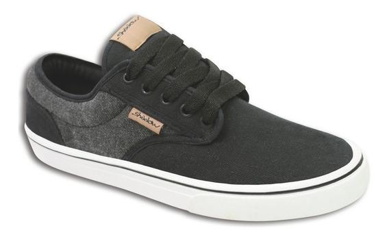 Zapatillas Colegial - Skate - Lona Reforzada - Mejor Precio!