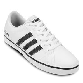 Tênis adidas Pace Vs - Masculino Branco Preto + Frete Grátis