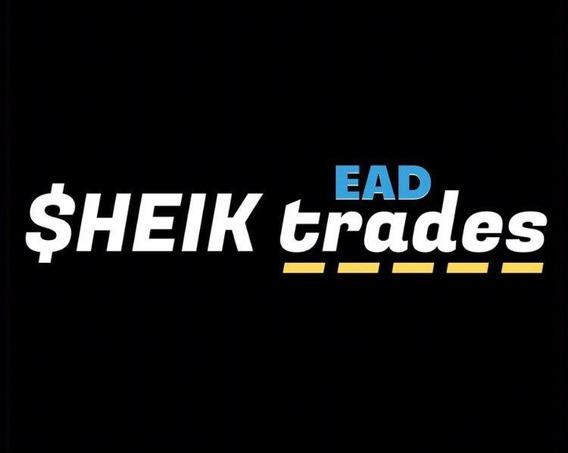 Sheik Trades Ead + Ultra Scalping + Mapa Do Trade