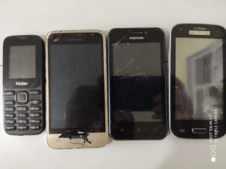 Galaxy J1 Mini - Retirada De Peças