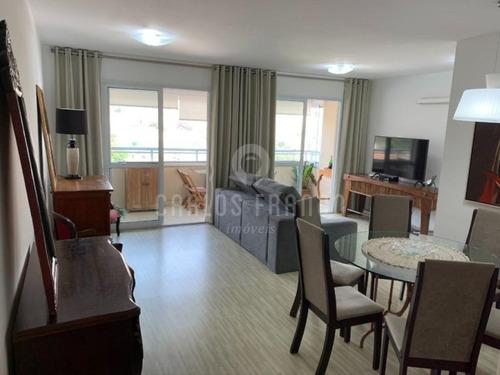 Ótimo Apartamento Com 98m No Cambuci - Cf63348