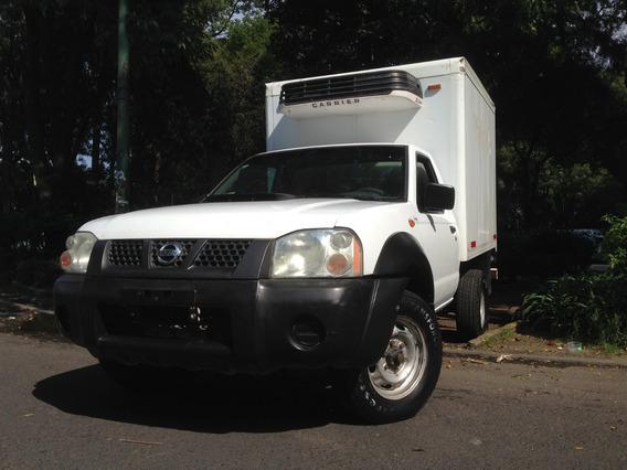 Frontier 4x4 Con Thermo Refrigerigeran Diesel 2011 Buenisima