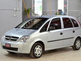 Chevrolet Meriva Gl 1.8 Con Gnc 2006 Color Gris Plata