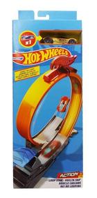 Hot Wheels - Set De Acrobacias - Rei Do Looping Fwm88
