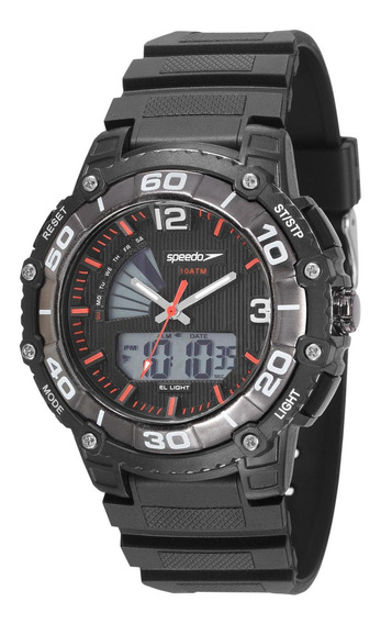 Relógio Speedo Masculino Ref: 81173g0evnp2 Esportivo Anadigi