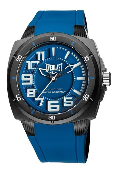 Relógio Everlast Masculino Ref: E678 Analógico Esportivo