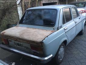 Fiat 128 Berlina Europa