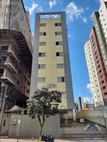 Apartamento Com 2 Dormitórios À Venda, 43 M² Por R$ 160.000,00 - Jardim Higienópolis - Londrina/pr - Ap0899