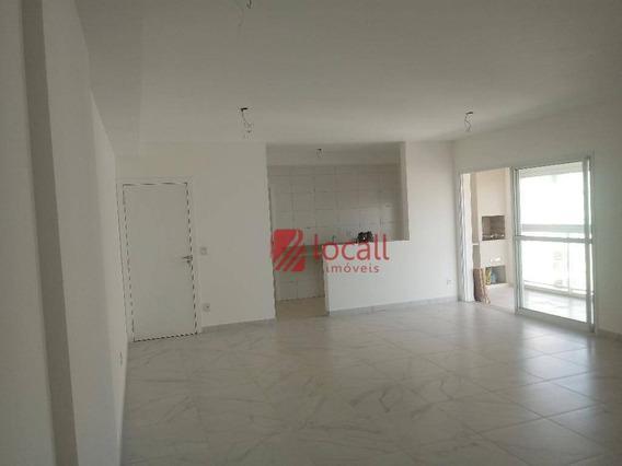 Apartamento Residencial À Venda, Jardim Urano, São José Do Rio Preto. - Ap1189
