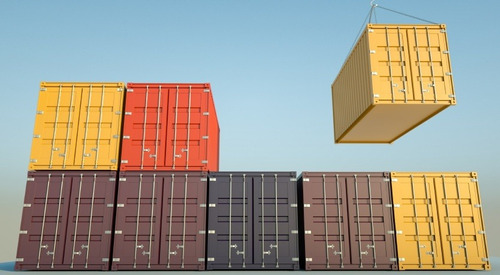 Contenedores Usados 20' Containers