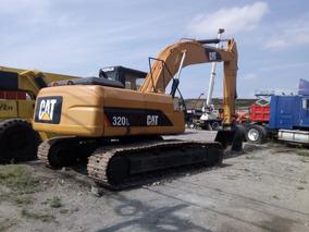 Excavadora 320 Bl Jalando Muy Bien Acepto Cambio