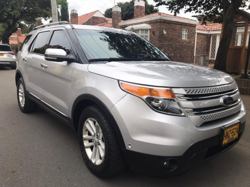 Ford Explorer Limited 3.5l At 4x4