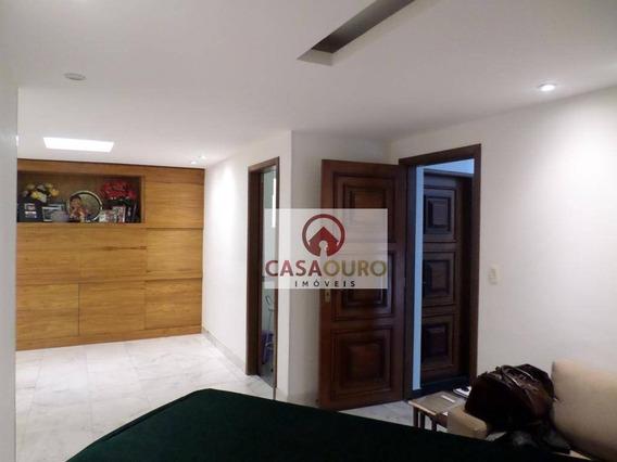 Apartamento Com 3 Quartos À Venda, 96 M² Por R$ 550.000 - Gutierrez - Belo Horizonte/mg - Ap0900