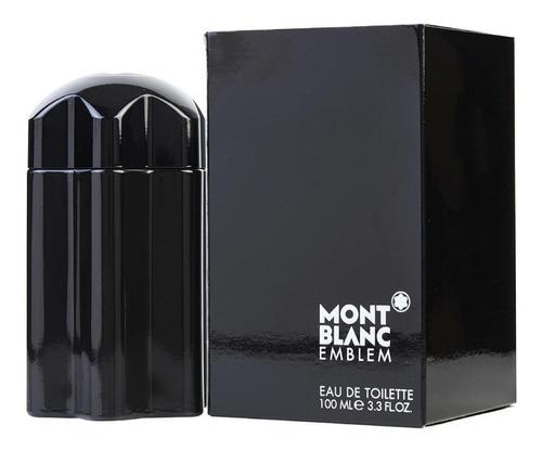 Perfume Original Mont Blanc Emblem Par - mL a $1599